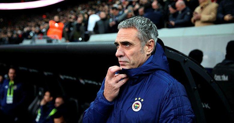 Fenerbahçe'de Galatasaray derbisi öncesi Ersun Yanal'ı düşündüren olay! Tam 10 isim...
