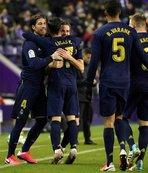 Real Madrid zirveye kuruldu!