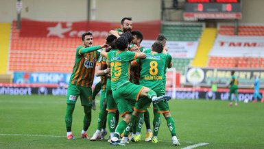 Alanyaspor Antalyaspor 4-0 (MAÇ SONUCU - ÖZET)