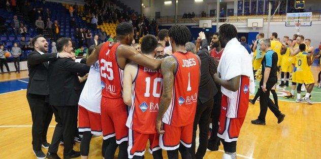 Ventspils 90 - 112 Bahçeşehir Koleji