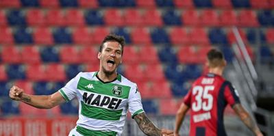 Bologna 1-2 Sassuolo | MAÇ SONUCU