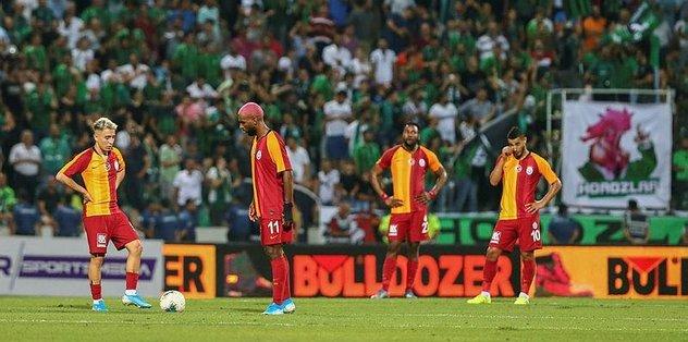 Denizlispor 2-0 Galatasaray | MAÇ SONUCU
