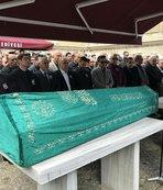 Erdoğan Şenay'ın cenazesi toprağa verildi