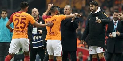 Terim grabs first win as Galatasaray manager