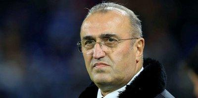 Galatasaray'da Abdurrahim Albayrak: Hakem iyi maç yönetti