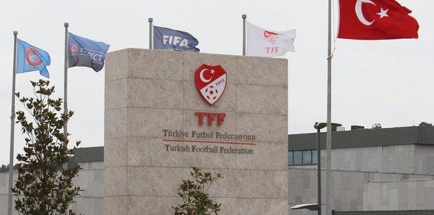 TFF'den sezon planlamasında değişiklik