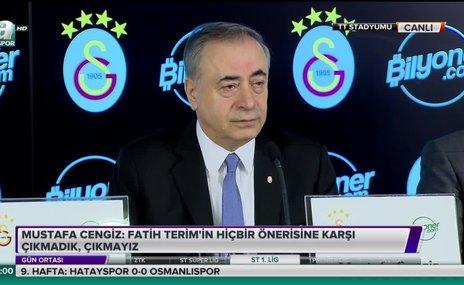 Mustafa Cengiz açıkladı! 27 milyon...