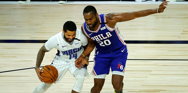 Philadelphia 76ers Orlando Magic'i 7 sayı farkla yendi