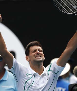 Novak Djokovic çeyrek finalde!