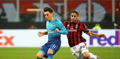 Arsenal'de Mesut Özil 'dalya' dedi
