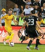 Y. Malatyaspor tur şansını zora soktu