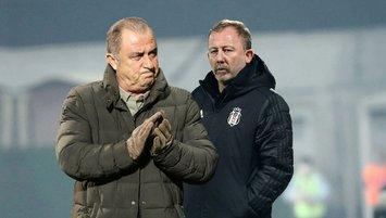 Galatasaray'la transfer kapışması! Sergen Yalçın onu istedi