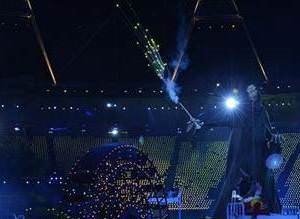 Londra 2012 Olimpiyatlarında muhteşem açılış