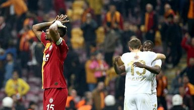 Galatasaray 2-2 Ankaragücü | MAÇ SONUCU