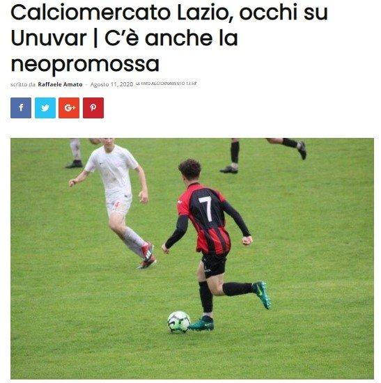 laziodan surpriz transfer muriqi derken goktug kaan unuvar 1597243255259 - Lazio'dan sürpriz transfer! Muriqi derken Göktuğ Kaan Ünüvar...