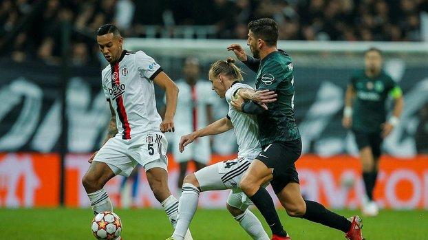 Beşiktaşlı Domagoj Vida'ya milli davet