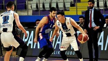 Anadolu Efes 22 maç sonra yenildi