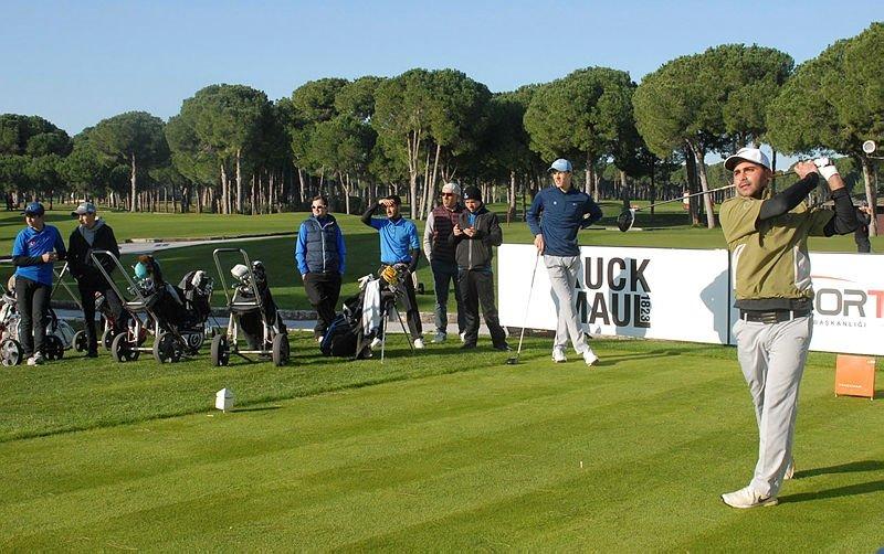 Türkiye Golf Turunun ilk ayağı başladı