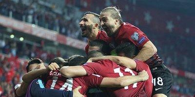 Karadağ-Türkiye maçının saati belli oldu