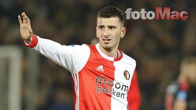 Feyenoord'dan transfer açıklaması! Oğuzhan Özyakup...