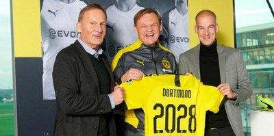 Dortmund'a 250 milyon