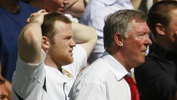 """Rooney'den Ferguson'a şok sözler! """"Onun yüzünden kaybettik"""""""