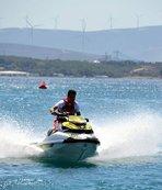 Türkiye Su Jeti ve Flyboard Şampiyonası Tunceli'de düzenlenecek