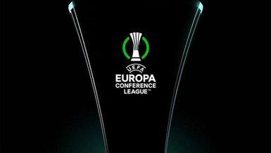 Son dakika spor haberi: UEFA Konferans Ligi'nde 4 maç yapıldı! İşte alınan sonuçlar