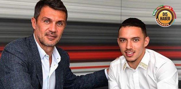 Ismael Bennacer resmen Milan'da