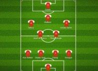 Yaz transfer döneminde Süper Lig'den ayrılan futbolculardan kurulu en iyi 11