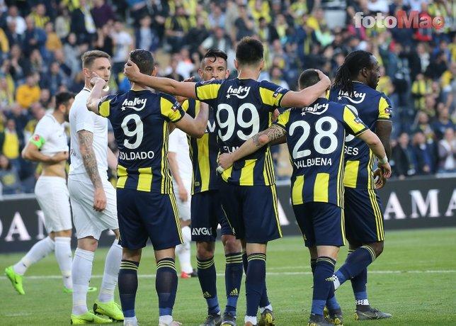 İşte Fenerbahçe'nin ilk transferi!