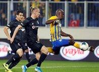 İşte Ankaragücü-Beşiktaş maçından kareler