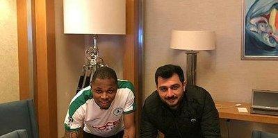 Giresunspor Zoro Cyriac'ı transfer etti