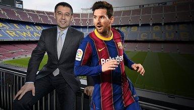 Son dakika spor haberi: Barcelona'nın eski başkanı Josep Bartomeu tutuklandı