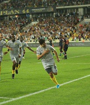 Yeni Malatyaspor 3-0 Medipol Başakşehir | MAÇ SONUCU