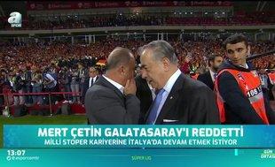 Mert Çetin Galatasaray'ı reddetti