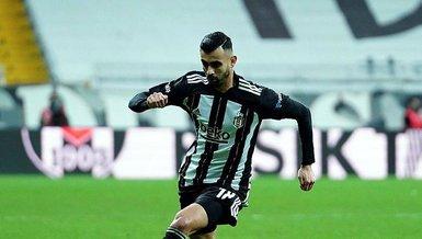 """Beşiktaş'ta Rachid Ghezzal'dan sözleşme cevabı! """"Önceliğim..."""""""