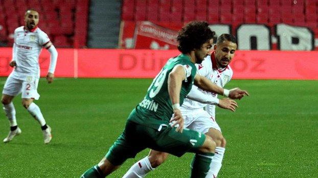 Samsunspor Giresunspor 0-2 (MAÇ SONUCU - ÖZET) #