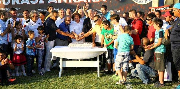 Gençlerbirliği, Ankara Festivali'nde
