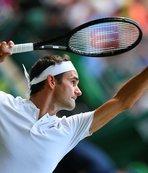 Federer rekora imza attı