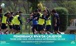 Fenerbahçe antrenmanda vites yükseltti! Aurelio...
