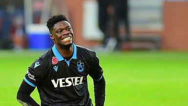 Son dakika transfer haberi: Trabzonsporlu Caleb Ekuban'a Genoa'dan teklif!