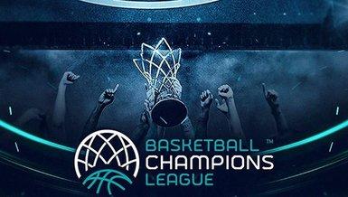 FIBA Şampiyonlar Ligi'nde heyecan başlıyor! Çeyrek final...