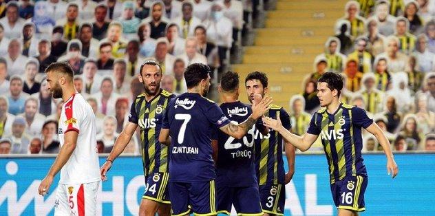 Fenerbahçe'den şaşırtan istatistik! Orta sahalar... - Spor -