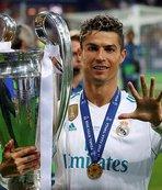 Sosyal medyayı sallayan görüntü! Cristiano Ronaldo'nun o hali...