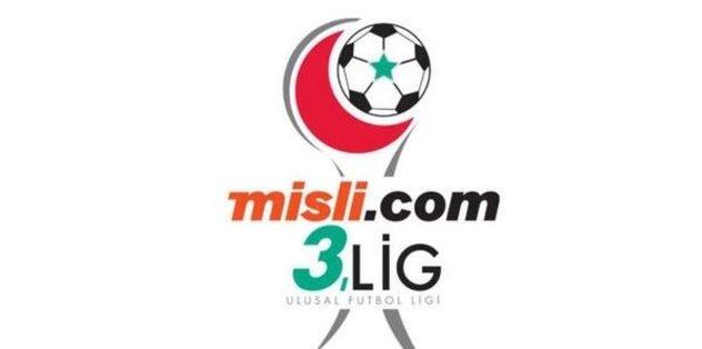 Son dakika spor haberleri: Misli.com 3. Lig'de play-off çeyrek final programı açıklandı