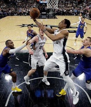 Spurs seriyi final maçına taşıdı