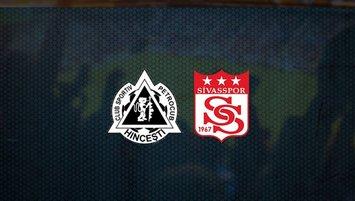 Petrocub - Sivasspor maçı saat kaçta ve hangi kanalda?