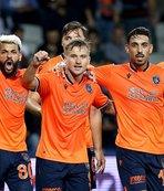 Başakşehir Avrupa'da 24. maçına çıkacak