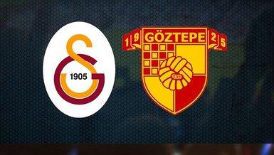 Galatasaray - Göztepe maçı ne zaman? Galatasaray maçı saat kaçta hangi kanalda canlı olarak yayınlanacak?